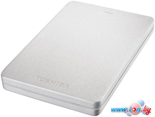 Внешний жесткий диск Toshiba Canvio Alu 1TB (HDTH310ES3AA) в Могилёве