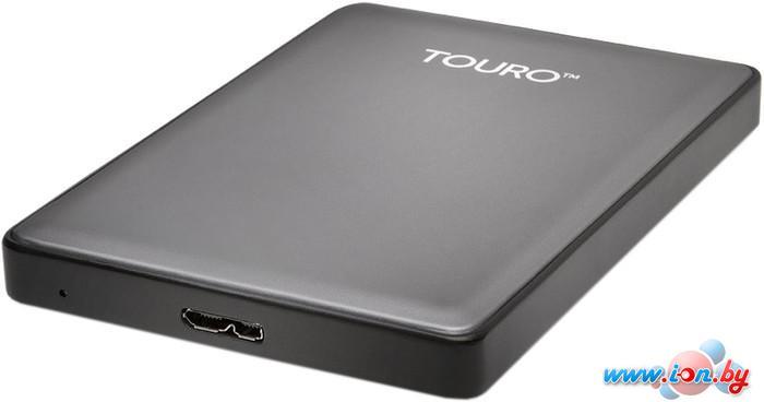Внешний жесткий диск Hitachi Touro S 1TB Gray (HTOSEA10001BHB) в Могилёве