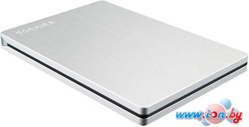 Внешний жесткий диск Toshiba Stor.E Slim for Mac 500GB Silver (HDTD205ESMDA) в Могилёве