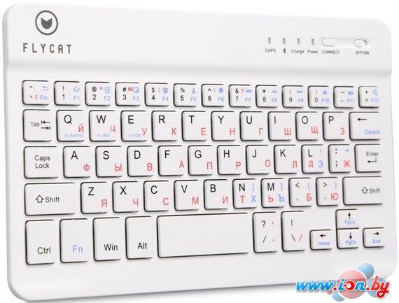 Клавиатура Flycat KB28 White в Могилёве
