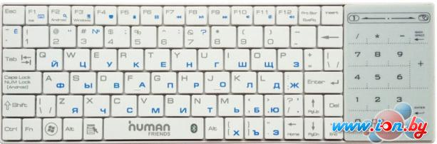 Клавиатура CBR Combo White в Могилёве