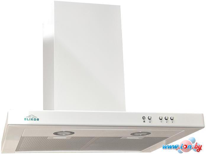Кухонная вытяжка Elikor Квадра 60П-430-К3Г (белый) в Могилёве