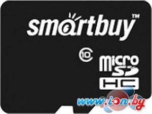 Карта памяти Smart Buy microSDHC (Class 10) 8GB (SB8GBSDCL10-00) в Могилёве