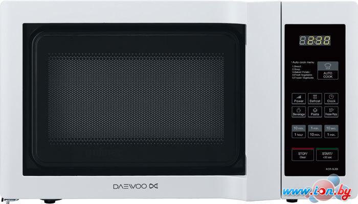 Микроволновая печь Daewoo KOR-6L6B в Могилёве