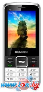 Мобильный телефон Keneksi K6 White в Могилёве