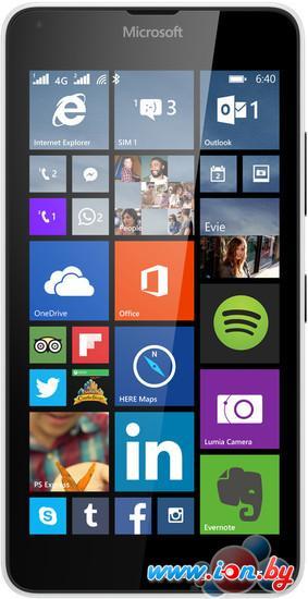 Смартфон Microsoft Lumia 640 LTE Dual SIM White в Могилёве