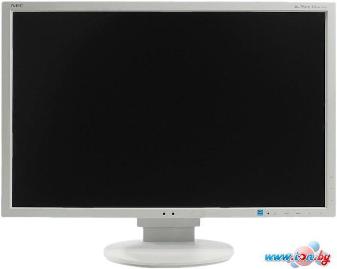Монитор NEC MultiSync EA224WMi White/White в Могилёве