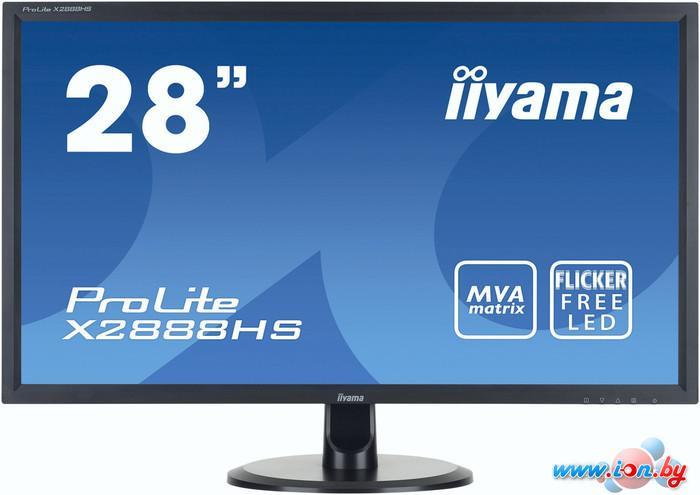 Монитор Iiyama ProLite X2888HS-B1 в Могилёве