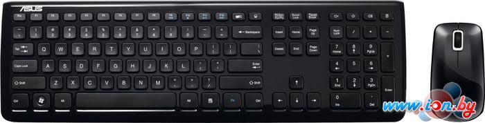 Мышь + клавиатура ASUS W3000 Black в Могилёве