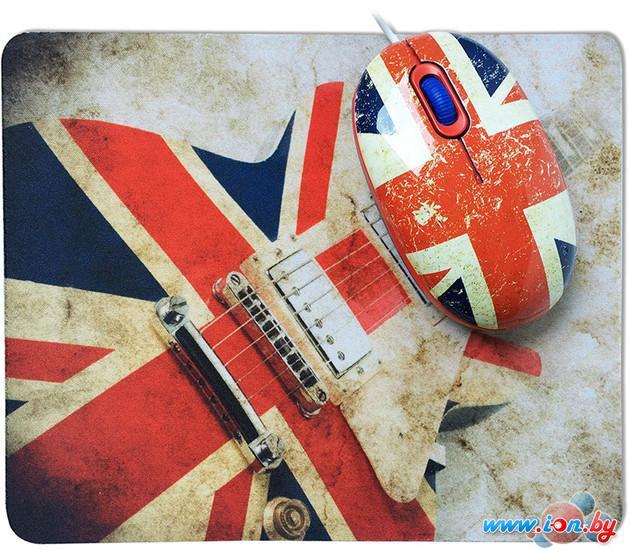 Мышь + коврик CBR Guitar Hero в Могилёве