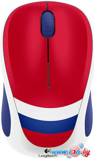 Мышь Logitech Wireless Mouse M235 Russia (910-004033) в Могилёве