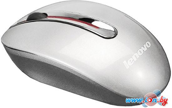 Мышь Lenovo Wireless Mouse N3903 Enamel White (888013587) в Могилёве