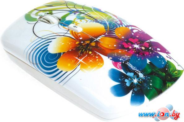 Мышь SmartBuy 327AG Flowers Full-Color Print (SBM-327AG-FL-FC) в Могилёве