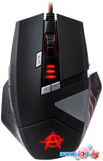 Игровая мышь Oklick 755G HAZARD Gaming Optical Mouse Black/Red (868579) в Могилёве