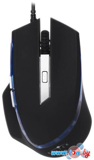 Игровая мышь Oklick 715G Gaming Optical Mouse Black/Blue (754785) в Могилёве