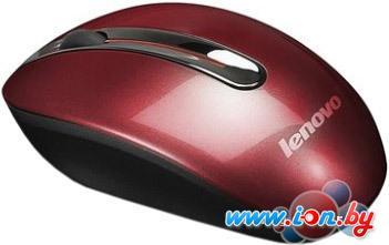 Мышь Lenovo Wireless Mouse N3903 Cherry Red (888013581) в Могилёве