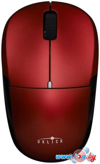 Мышь Oklick 575SW+ Wireless Optical Mouse Black/Red (857022) в Могилёве