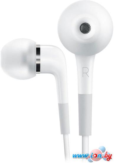 Наушники с микрофоном Apple In-Ear Headphones with Remote and Mic (ME186) в Могилёве