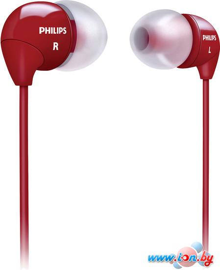 Наушники Philips SHE3590RD в Могилёве