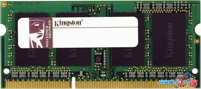 Оперативная память Kingston ValueRAM 2GB DDR3 SO-DIMM PC3-12800 (KVR16LS11S6/2) в Могилёве