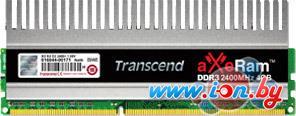 Оперативная память Transcend aXeRam 2x4GB DDR3 PC3-19200 (TX2400KLN-8GK) в Могилёве