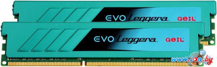 Оперативная память GeIL EVO Leggera 2x4GB KIT DDR3 PC3-15000 (GEL38GB1866C9DC) в Могилёве