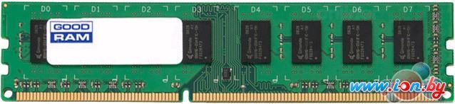 Оперативная память GOODRAM 4GB DDR3 PC3-12800 (GR1600D364L11S/4G) в Могилёве