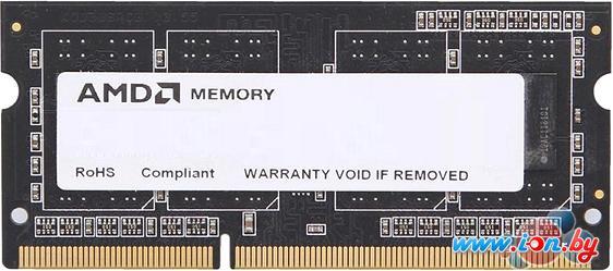 Оперативная память AMD 8GB DDR3 SO-DIMM PC3-12800 (R538G1601S2S-UO) в Могилёве