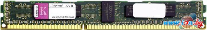 Оперативная память Kingston ValueRAM 4GB DDR3 PC3-12800 (KVR16LR11S8L/4) в Могилёве
