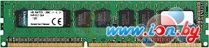 Оперативная память Kingston ValueRam 4GB DDR3 PC3-12800 (KVR16LE11S8/4) в Могилёве