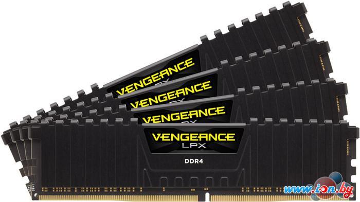Оперативная память Corsair Vengeance LPX 4x4GB KIT DDR4 PC4-21300 (CMK16GX4M4A2666C15) в Могилёве
