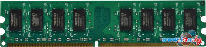 Оперативная память Patriot Signature 2GB DDR2 PC2-6400 (PSD22G80026) в Могилёве