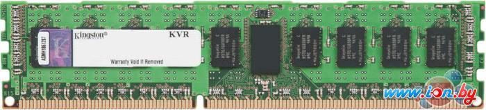 Оперативная память Kingston ValueRAM 8GB DDR3 PC3-12800 (KVR16R11S4/8I) в Могилёве