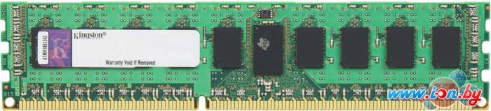 Оперативная память Kingston ValueRAM 8GB DDR3 PC3-12800 (KVR16LR11D8/8) в Могилёве