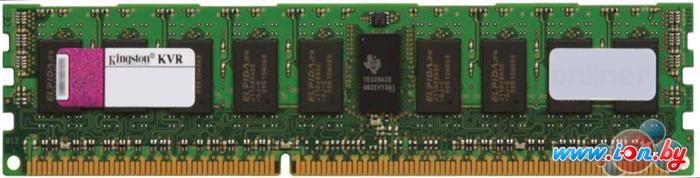 Оперативная память Kingston ValueRAM 8GB DDR3 PC3-12800 (KVR16R11D8/8) в Могилёве
