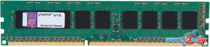 Оперативная память Kingston ValueRAM 4GB DDR3 PC3-10600 (KVR13LE9S8/4) в Могилёве