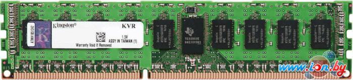 Оперативная память Kingston ValueRAM 8GB DDR3 PC3-12800 (KVR16R11S4/8) в Могилёве