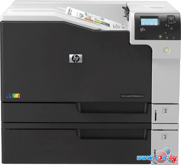 Принтер HP Color LaserJet Enterprise M750n (D3L08A) в Могилёве