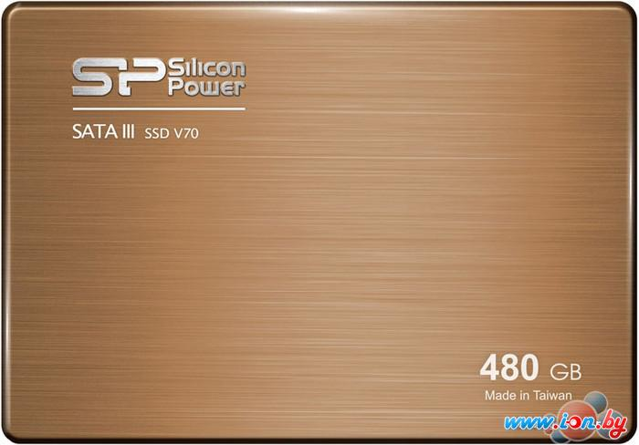 SSD Silicon-Power Velox V70 480GB (SP480GBSS3V70S25) в Могилёве