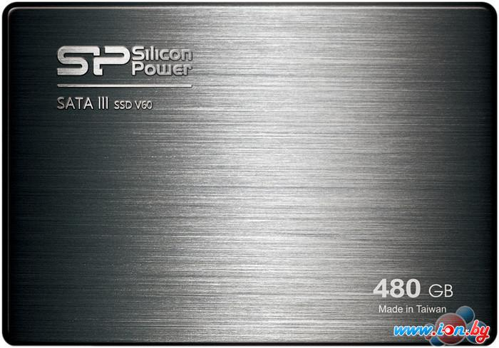 SSD Silicon-Power Velox V60 480GB (SP480GBSS3V60S25) в Могилёве