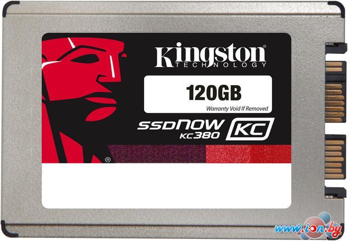SSD Kingston SSDNow KC380 120GB (SKC380S3/120G) в Могилёве