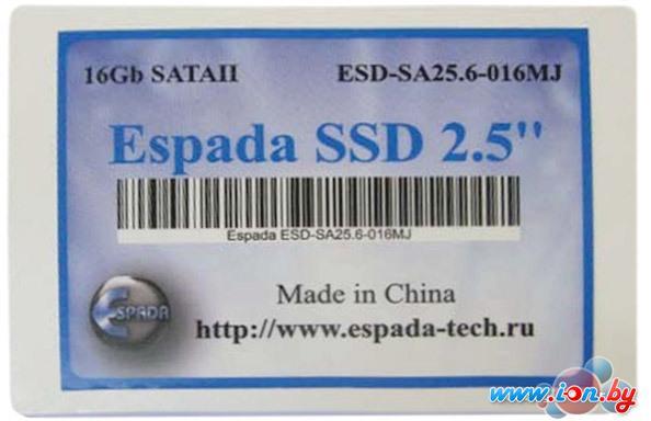 SSD Espada 16GB (ESD-SA25.6-016MJ) в Могилёве