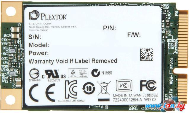 SSD Plextor M6M 256GB (PX-256M6M) в Могилёве
