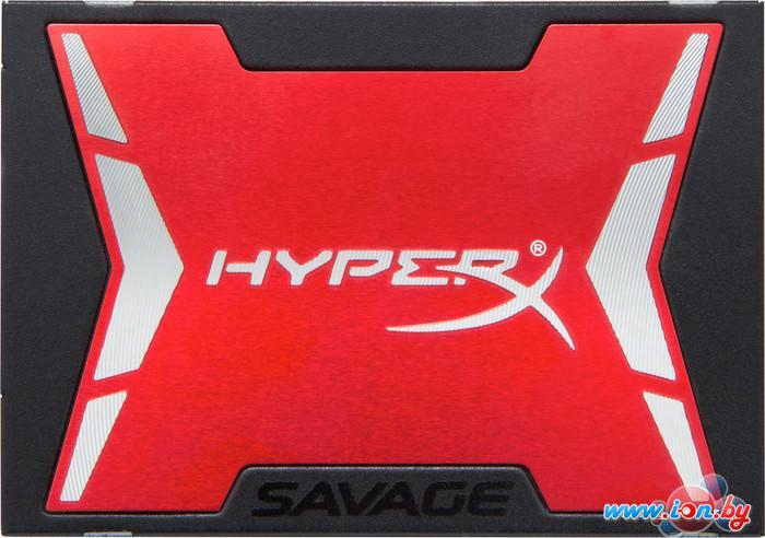 SSD Kingston HyperX Savage 120GB (SHSS37A/120G) в Могилёве
