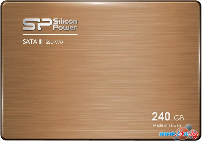 SSD Silicon-Power Velox V70 240GB (SP240GBSS3V70S25) в Могилёве