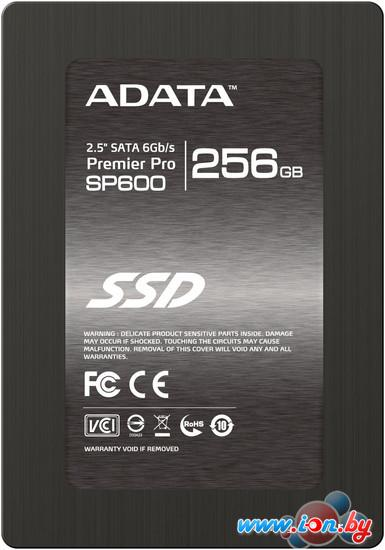 SSD A-Data Premier Pro SP600 256GB (ASP600S3-256GM-C) в Могилёве
