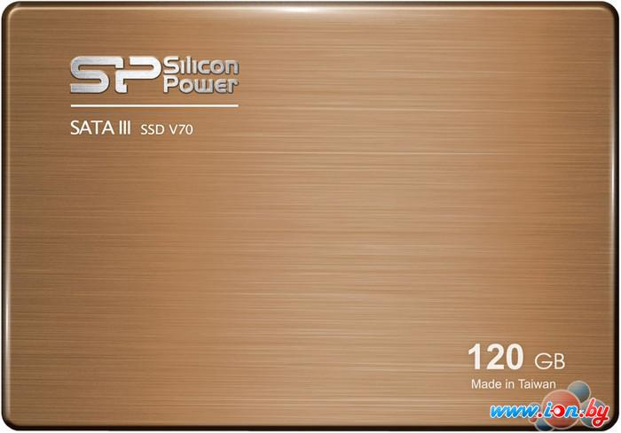SSD Silicon-Power Velox V70 120GB (SP120GBSS3V70S25) в Могилёве
