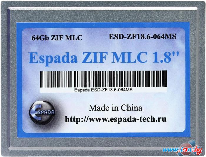SSD Espada ZIF 64GB (ESD-ZF18.6-064MS) в Могилёве