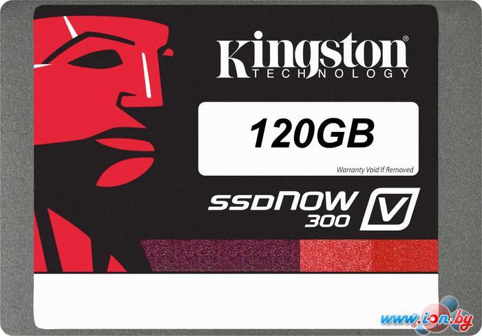 SSD Kingston SSDNow V300 120GB (SV300S3N7A/120G) в Могилёве