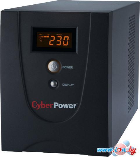 Источник бесперебойного питания CyberPower Value LCD 1200VA Black (VALUE1200EILCD) в Могилёве
